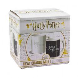 Figurine Mug Harry Potter Effet Thermique Lumos Paladone Boutique Geneve Suisse