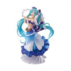 Figurine Vocaloid Statuette Princesse Hatsune Miku Sirène Taito Boutique Geneve Suisse