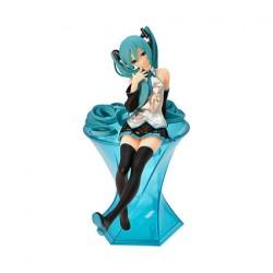 Figur Vocaloid Statue Noodle Stopper Hatsune Miku Taito Geneva Store Switzerland