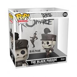 Figuren Pop Musik My Chemical Romance The Black Parade Album mit Acryl Schutzhülle Funko Genf Shop Schweiz