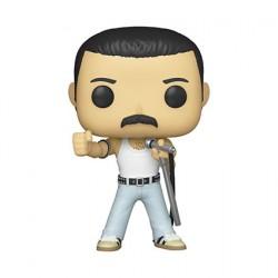 Figurine Pop Queen Freddie Mercury Radio Gaga Funko Boutique Geneve Suisse