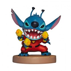 Figur Disney Figure Mini Egg Attack Stitch Space Suit Limited Edition Beast Kingdom Geneva Store Switzerland