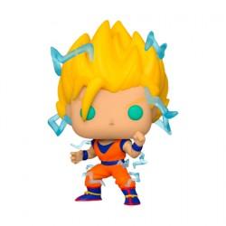Figurine Pop Dragon Ball Z Goku Super Saiyan 2 Edition Limitée Funko Boutique Geneve Suisse