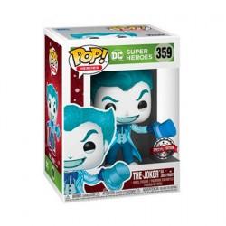 Figur Pop Batman Joker Jack Frost Holiday Limited Edition Funko Geneva Store Switzerland