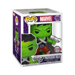 Figur Pop 6 inch Hulk Professor Hulk Limited Edition Funko Geneva Store Switzerland