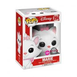 Figurine Pop Floqué Disney Les Aristochats Marie Edition Limitée Funko Boutique Geneve Suisse