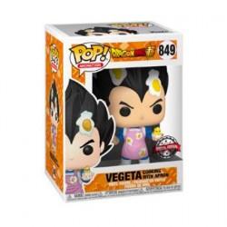 Figurine Pop Dragon Ball Super Vegeta Cooking Edition Limitée Funko Boutique Geneve Suisse