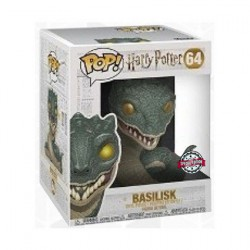 Figurine Pop 15 cm Harry Potter Basilisk Edition Limitée Funko Boutique Geneve Suisse