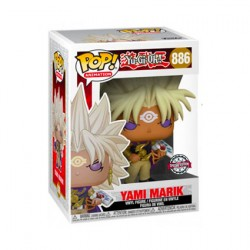 Figur Pop Yu-Gi-Oh! Yami Marik Limited Edition Funko Geneva Store Switzerland