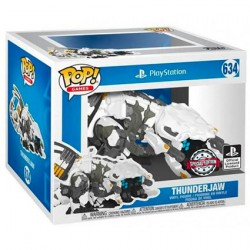 Figur Pop Games Horizon Zero Dawn Thunderjaw Limited Edition Funko Geneva Store Switzerland