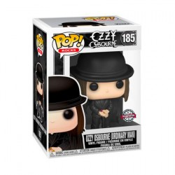 Figurine Pop Rocks Ozzy Osbourne Ordinary Man Edition Limitée Funko Boutique Geneve Suisse