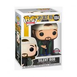 Figur Pop Jay & Silent Bob Silent Bob Limited Edition Funko Geneva Store Switzerland