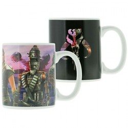 Figur Star Wars The Mandalorian Heat Change Mug Hole in the Wall Geneva Store Switzerland