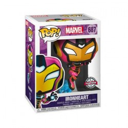 Figuren Pop Iron Man Ironheart Limitierte Auflage Funko Genf Shop Schweiz