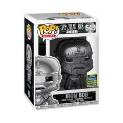 Figurine Pop SDCC 2020 Jay and Silent Bob Reboot Iron Bob Edition Limitée Funko Boutique Geneve Suisse