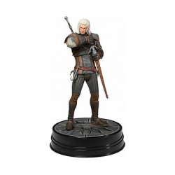 Figurine Witcher 3 Wild Hunt Statuette Heart of Stone Geralt Deluxe Dark Horse Boutique Geneve Suisse