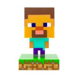 Figurine Minecraft Veilleuse Steve Paladone Boutique Geneve Suisse