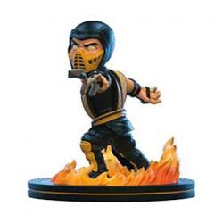 Figurine Mortal Kombat Scorpion Q-Fig Quantum Mechanix Boutique Geneve Suisse