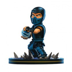 Figur Mortal Kombat Sub-Zero Q-Fig Quantum Mechanix Geneva Store Switzerland