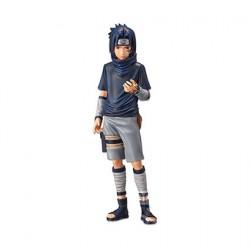 Figurine Statuette Naruto Shippuden Grandista Nero Uchiha Sasuke Banpresto Boutique Geneve Suisse