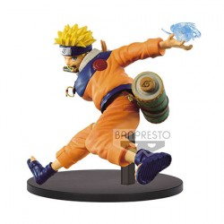 Figurine Statuette Naruto Shippuden Vibration Stars Uzumaki Naruto Banpresto Boutique Geneve Suisse