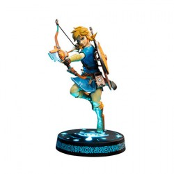 Figur The Legend of Zelda Statue Breath of the Wild Collector's Edition First 4 Figures Geneva Store Switzerland