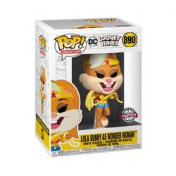 Figurine Pop Looney Tunes Lola as Wonder Woman Edition Limitée Funko Boutique Geneve Suisse