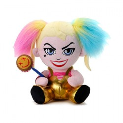 Figuren DC Comics Plüschfigur Harley Quinn Kidrobot Genf Shop Schweiz