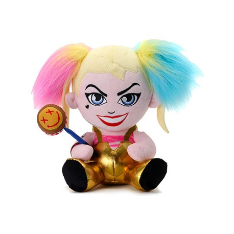 Figur DC Comics Plush Figure Harley Quinn Kidrobot Geneva Store Switzerland
