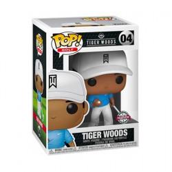 Figur Pop Golf Tiger Woods Limited Edition Funko Geneva Store Switzerland