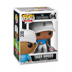 Figurine Pop Golf Tiger Woods Edition Limitée Funko Boutique Geneve Suisse