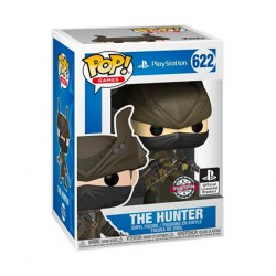 Figurine Pop Métalique Bloodborne The Hunter Edition Limitée Funko Boutique Geneve Suisse