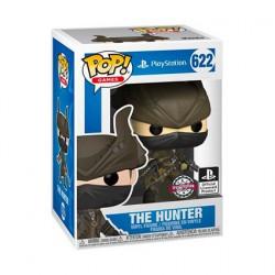 Figurine Pop Métallique Bloodborne The Hunter Edition Limitée Funko Boutique Geneve Suisse