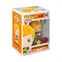 Figuren Pop Phosphoreszierend Dragon Ball Z Gohan Super Saiyan Limitierte Auflage Funko Genf Shop Schweiz