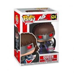 Figurine Pop Persona 5 Queen Edition Limitée Funko Boutique Geneve Suisse
