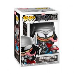 Figurine Pop Métallique Venom Venomized Thor Edition Limitée Funko Boutique Geneve Suisse