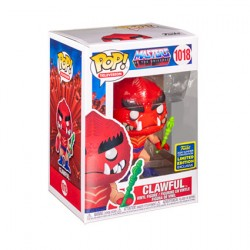 Figurine Pop SDCC 2020 Masters of the Univers Clawful Edition Limitée Funko Boutique Geneve Suisse