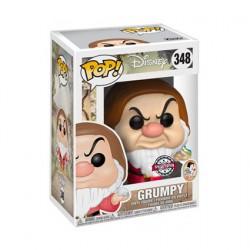 Figurine Pop Disney Blanche Neige Grincheux avec Diamond Pick Edition Limitée Funko Boutique Geneve Suisse