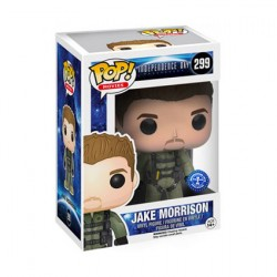 Figurine Pop Movies Independence Day Resurgence Jake Morrison Edition Limitée Funko Boutique Geneve Suisse