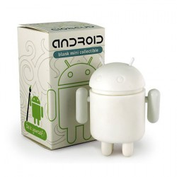 Figurine Android DIY DYZPlastic Boutique Geneve Suisse
