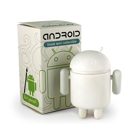 Figur Android DIY DIY Toys Geneva