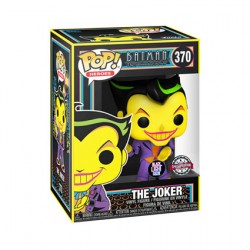 Figur Pop Batman The Animated Series Joker Blacklight Limited Edition Funko Geneva Store Switzerland