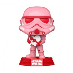 Figur Pop Star Wars Valentines Stormtrooper with Heart Funko Geneva Store Switzerland