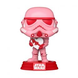 Figurine Pop Star Wars Valentines Stormtrooper avec Coeur Funko Boutique Geneve Suisse