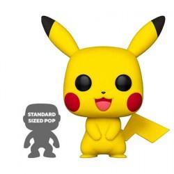 Figurine Pop 25 cm Pokemon Pikachu Funko Boutique Geneve Suisse