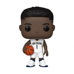 Figurine Pop NBA Zion Williamson Funko Boutique Geneve Suisse