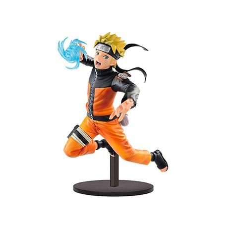 Figur Naruto Shippuden Statue Vibration Stars Uzumaki Naruto 17 cm Banpresto Geneva Store Switzerland