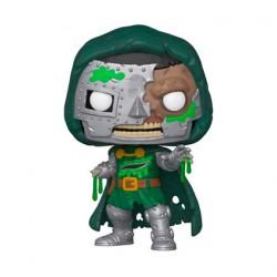 Figurine Pop Marvel Zombie Dr. Doom Funko Boutique Geneve Suisse