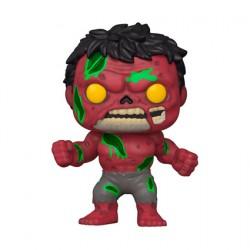 Figuren Pop Marvel Zombie Red Hulk Funko Genf Shop Schweiz
