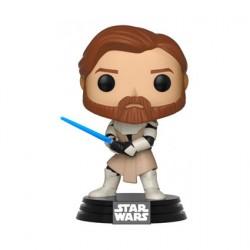Figurine Pop Star Wars The Clone Wars Obi-Wan Kenobi (Rare) Funko Boutique Geneve Suisse